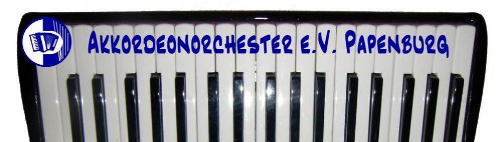 Akkordeonorchester e.V. Papenburg