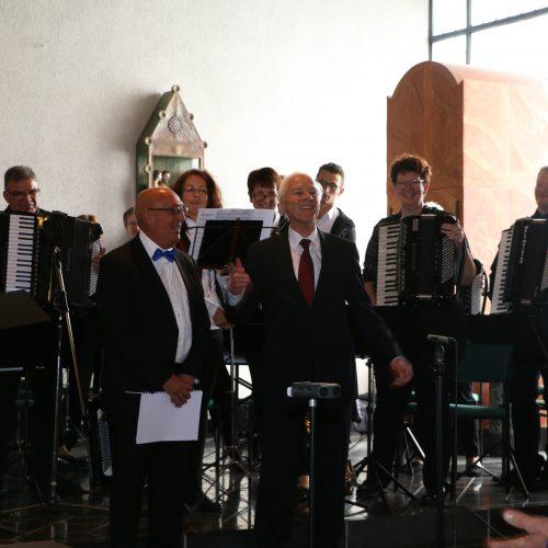 Gemeinsames Konzert mit den Monschauern