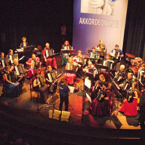Orchester und Spielgruppe gemeinsam