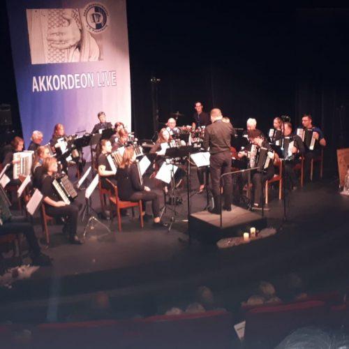 Orchester und Spielgruppe