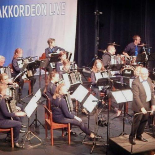 unser Dirigent: Jan de Vries